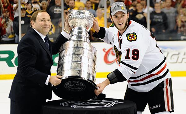 2013 Blackhawks - Stanley Cup Champions